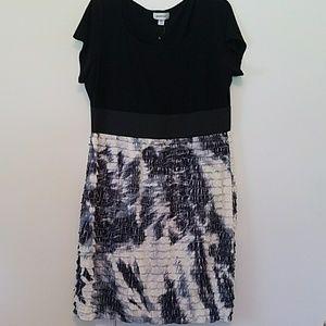 Avenue Dresses - NWOT avenue Sexy plus size cocktail dress sz 18/20